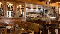 Espaço interior do restaurante Caneta, Altares, Ilha Terceira, Açores